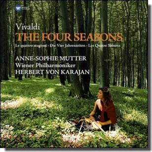 Vivaldi: The Four Seasons [LP]