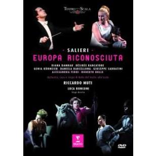Europa Riconosciuta [DVD]