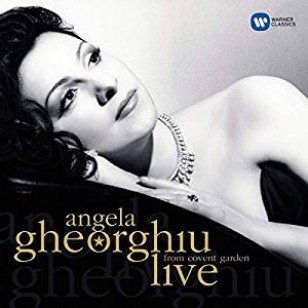 Live from Covent Garden [CD]