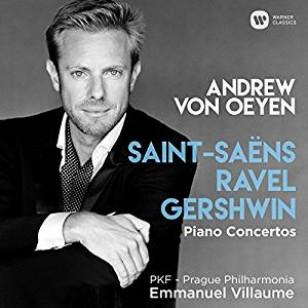 Saint-Saens, Ravel, Gershwin [CD]