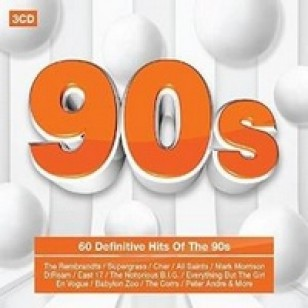 90s: 60 Definitive Hits of the 90s [3CD]