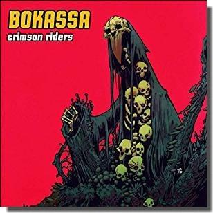 Crimson Riders [Digipak] [CD]