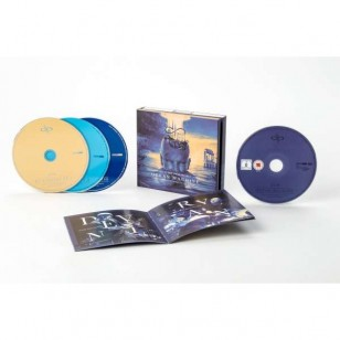 Live at the Ancient Roman Theatre Plovdiv [3CD+DVD]