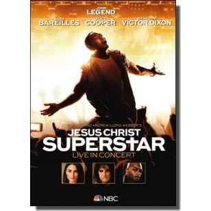 Jesus Christ Superstar: Live in Concert [DVD]