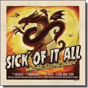 Wake The Sleeping Dragon! [CD]