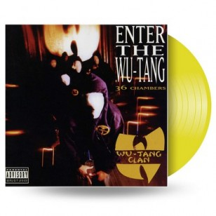 Enter The Wu-Tang Clan (36 Chambers) [Coloured Vinyl] [LP]