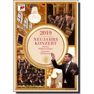 Neujahrskonzert / New Year's Concert 2019 [DVD]