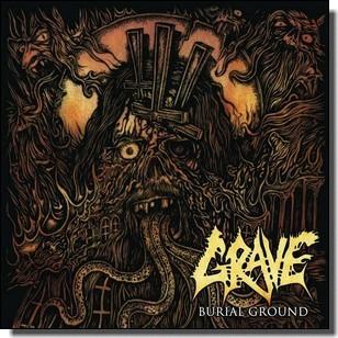 Burial Ground [CD]