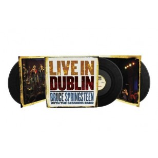 Live in Dublin [3LP]