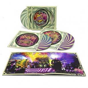 Live at the Roundhouse [2CD+DVD]