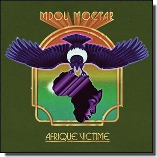 Afrique Victime [CD]