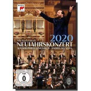 Neujahrskonzert / New Year's Concert 2020 [DVD]