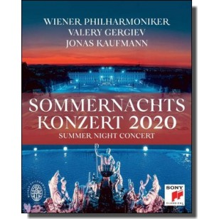 Sommernachtskonzert | Summer Night  Concert [Blu-ray]