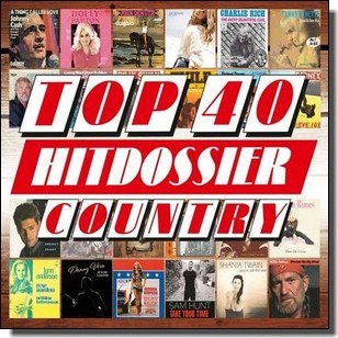 Top 40 Hitdossier: Country [4CD]