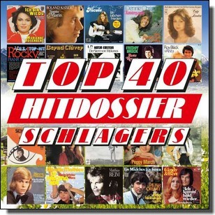 Top 40 Hitdossier: Schlager [4CD]
