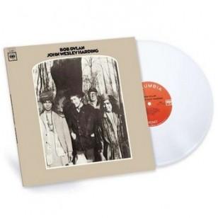 John Wesley Harding (2010 Mono Version) [White Vinyl] [LP]