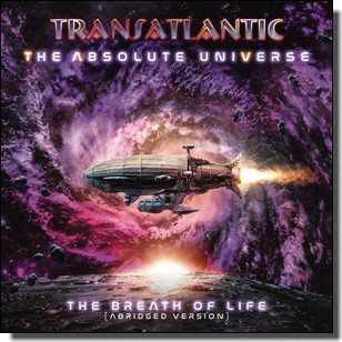 The Absolute Universe: The Breath Of Life (Abridged Version) [CD]