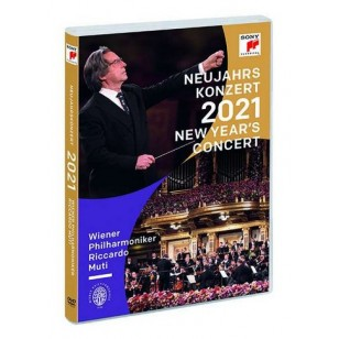 New Year's Concert 2021 [DVD]