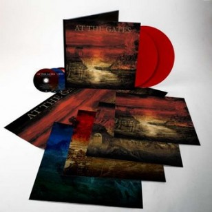 The Nightmare of Being [Limited Deluxe Transparent Blood Red Artbook] [2LP+3CD]