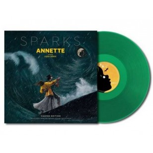 Annette (Cannes Edition - Selections From The Motion Picture Soundtrack) [Green Vinyl] [LP]