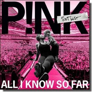 All I Know So Far: Setlist (Live 2019) [CD]
