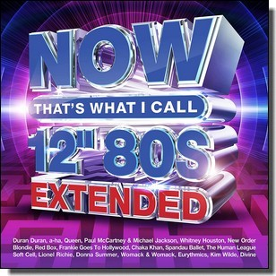 """NOW That's What I Call 12"""" 80s: Extended [4CD]"""