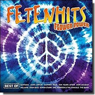 Fetenhits: Flower Power (Best of) [3CD]