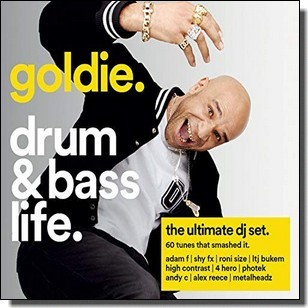 Goldie - Drum & Bass Life [4CD]