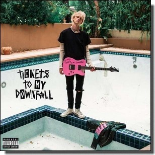 Tickets To My Downfall [New Version] [CD]