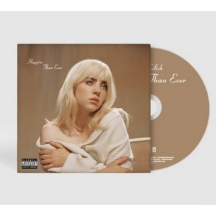 Happier Than Ever [CD]