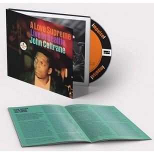 A Love Supreme: Live in Seattle [CD]