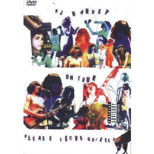 On Tour - Please Leave Quietly [DVD]