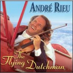 The Flying Dutchman [CD]