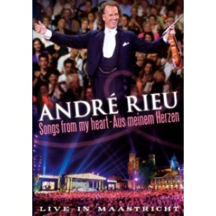 Songs From My Heart - Live In Maastricht [DVD]