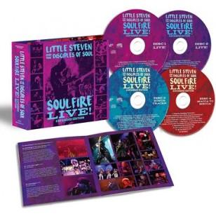 Soulfire Live! (Live 2017) [4CD]