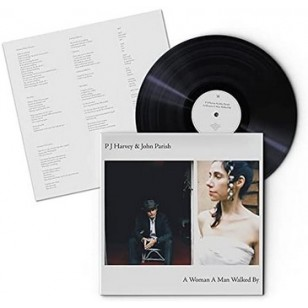A Woman a Man Walked By [LP]