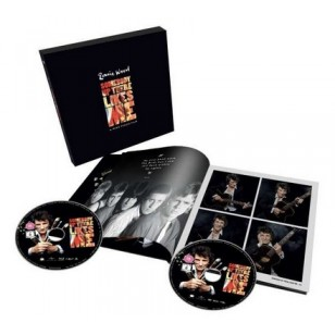 Ronnie Wood: Somebody Up There Likes Me [Blu-ray+ DVD]