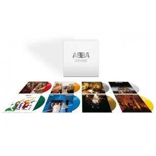 The Studio Albums [8LP Box]