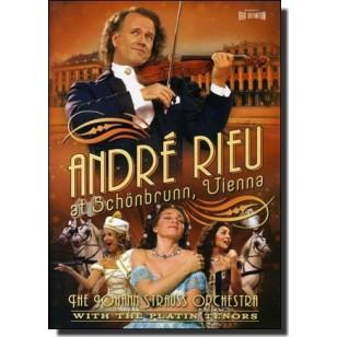 Andre Rieu at Schönbrunn, Vienna 2006 [DVD]