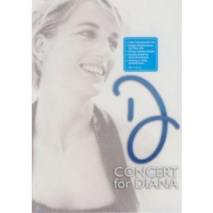 Concert For Diana [2DVD]