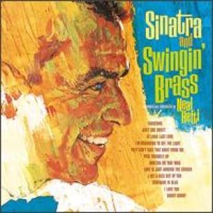 Sinatra and Swingin' Brass [CD]