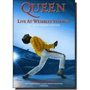 Live at Wembley Stadium [2DVD]