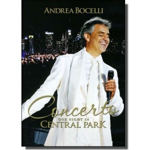 One Night In Central Park [DVD]
