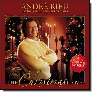 The Christmas I Love [CD]