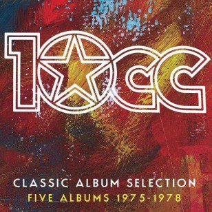 Classic Album Selection: Five Albums 1975-1978 [6CD]