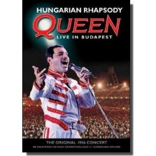 Hungarian Rhapsody - Live In Budapest [DVD]