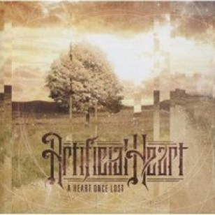 A Heart Once Lost [CD]