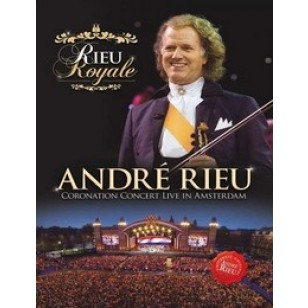 Rieu Royale: Coronation Concert Live In Amsterdam [Blu-ray]
