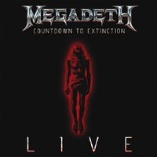 Countdown To Extinction: Live [CD+Blu-ray]