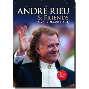 Andre & Friends: Live In Maastricht [DVD]